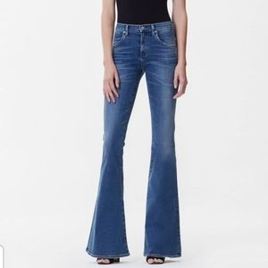 NWT Citizens of Humanity Chloe Flare Jeans